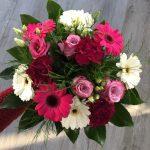 Bouquet Rond - La Flèche - La Ronde Des Fleurs.