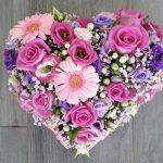 Coeur Deuil - Fleuriste à la Fléche