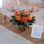 Bouquet de fleurs à la Flèche - Bouquet de Mariée